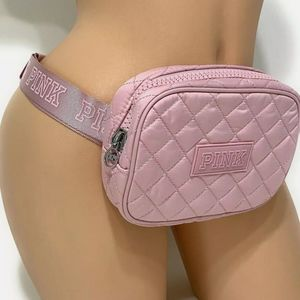 VICTORIAS SECRET PINK FANNY PACK NWT!
